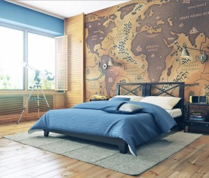 Giant-map-feature-wall-665x569