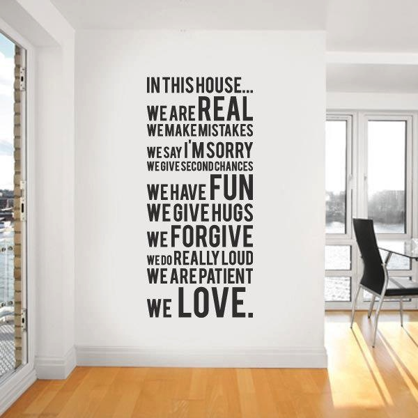Diy Wall Quote Ideas : Wall art ideas creativitism