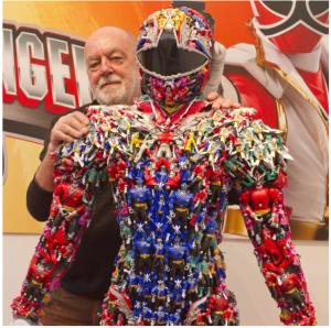 Bandai-Six-Foot-Tall-Power-Ranger