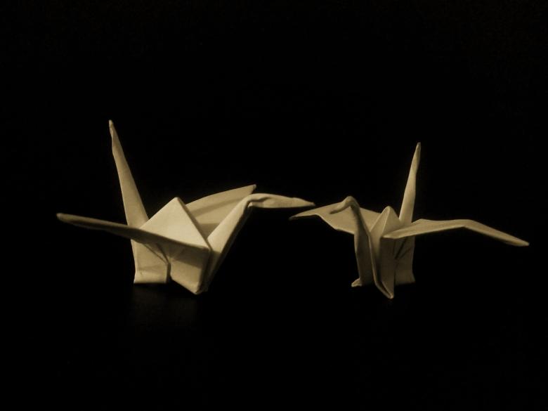 Origami Crane Art