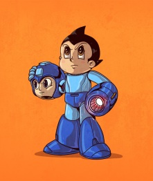 - Illustrator Alex Solis Unmasks the True Identities of Famous Cartoon Characters