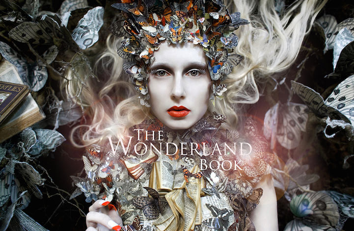 """Kirsty Mitchell's """"Wonderland"""" Honors Her Late Mother Through Lavish Portraits"""