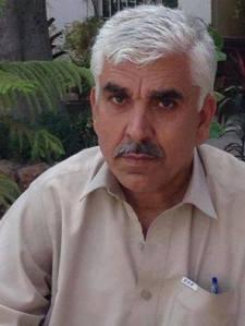 Tariq Afridi - The Cartoonist