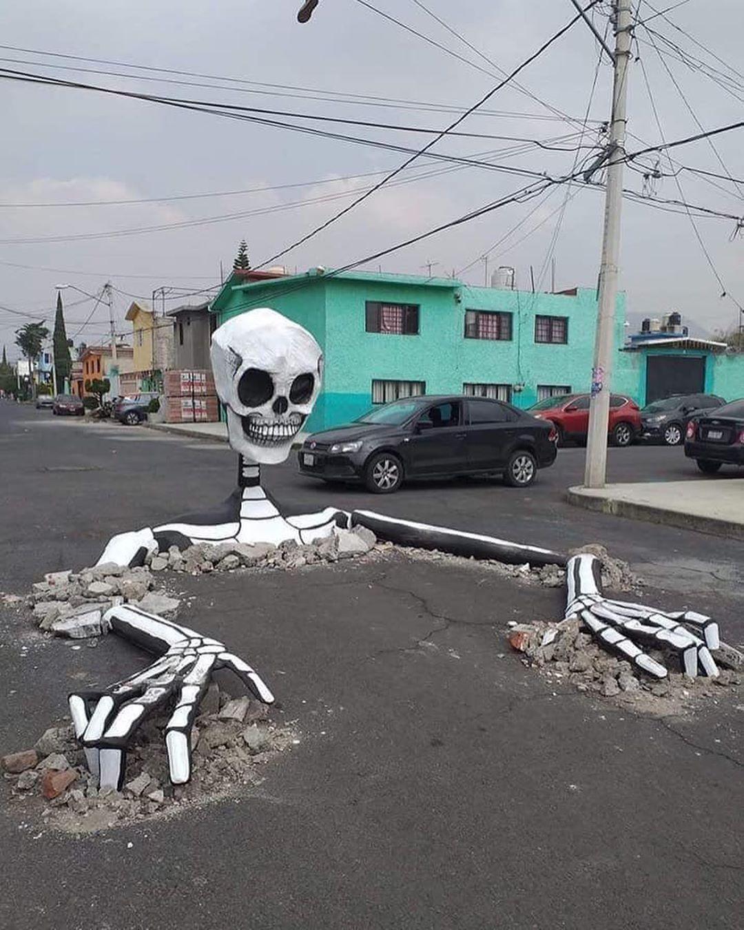 Día de MuertosSkeleton